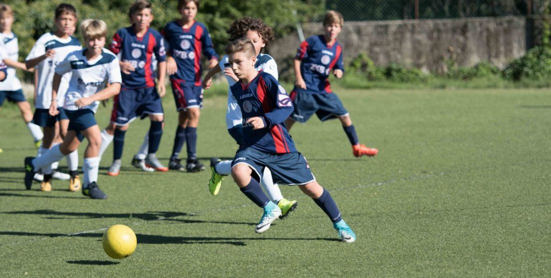 Mladinske ekipe-Giovanili: rezultati-risultati (01.10)