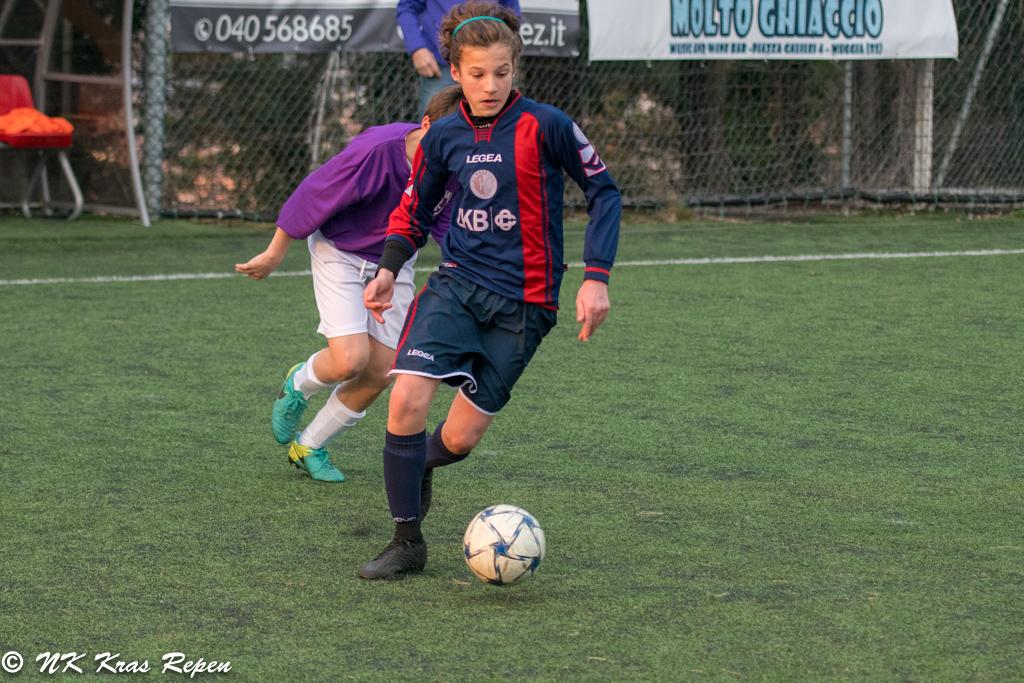 Mladinske ekipe-Giovanili: rezultati-risultati (14-15.04)