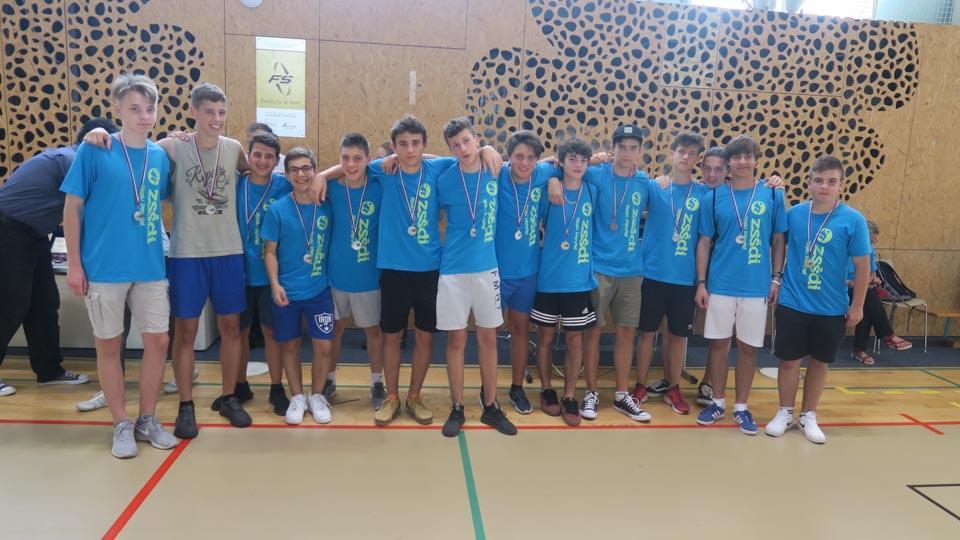 Srečanje slovenskih športnikov iz obmejnih dežel-Incontro degli atleti sloveni dalle regioni di confine